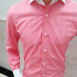 Barba  Pink check