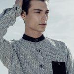 reversible tweed