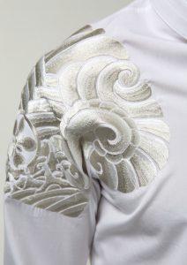 Tatoo embroidery