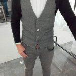 scylt vest*knit styling